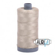 Aurifil 28 Cotton Thread - 2324 (Taupe)